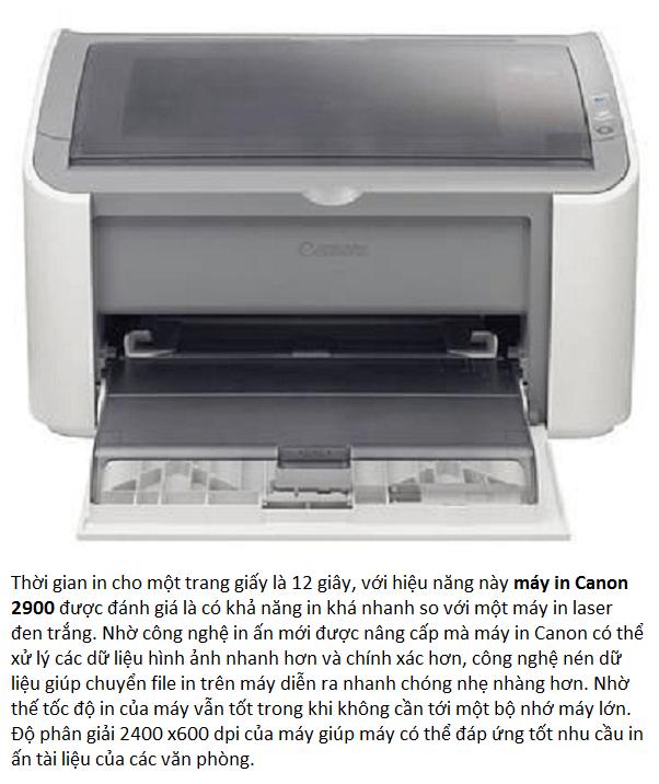 cacnon 2900