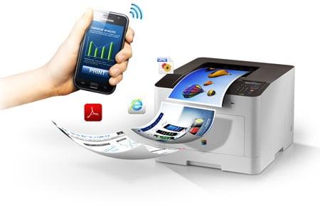 in ấn di động đang là su hướng phổ biến hiện nay