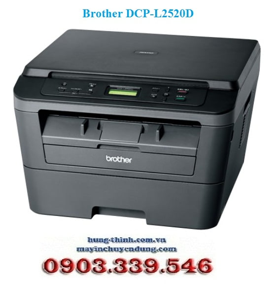 may in brother dcp l2520d 1
